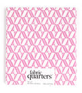 Fabric Quarters Cotton Fabric 18\u0022-Assorted White