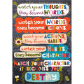 Scholastic Watch Your Thoughts POP! Chart 6pk