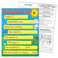 Calendar Partner Learning Chart 17\u0022x22\u0022 6pk