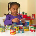 Let\u0027s Play House! Grocery Cans, 3 Sets