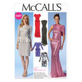 McCall\u0027s Misses Dress-M7047