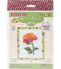 RIOLIS Happy Bee 5\u0027\u0027x6.25\u0027\u0027 Counted Cross Stitch Kit-Annabel
