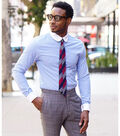Simplicity Pattern 8427 Men\u0027s Fitted Shirt-Size AA (34-36-38-40-42)