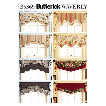 Butterick Home Design Home Designs-B5369