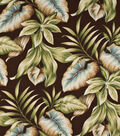 Home Decor 8\u0022x8\u0022 Fabric Swatch-Solarium Lakefront Woodland