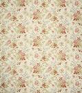 Home Decor 8\u0022x8\u0022 Fabric Swatch-French General Comedy Rouge