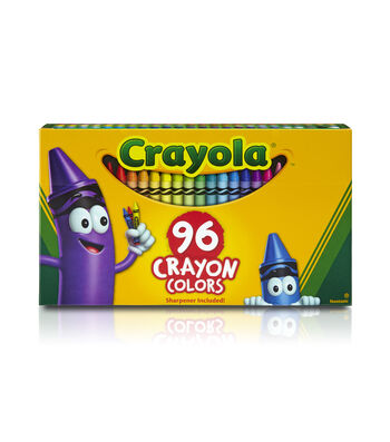 Crayola Big Box Of Crayons