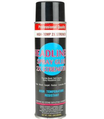 Headliner Spray Glue