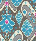 HGTV Home Lightweight Decor Fabric 54\u0022-Market Marvel/Peacock