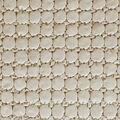 Lightweight Décor Fabric-Gray Cream Velvet Bubble