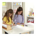 Wooden Tabletop Paper Roll Dispenser-