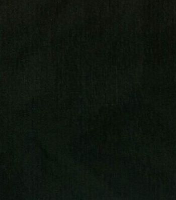 Apparel Lining Stretch Fabric -Black