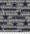 Dallas Cowboys Fleece Fabric-Sweater
