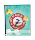 Sizzix 3D Textured Impressions By Courtney Chilson-Happy Birthday