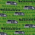 Seattle Seahawks Fleece Fabric-Sweater