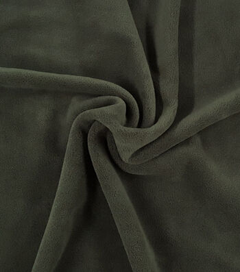 Luxe Fleece Fabric -Solids