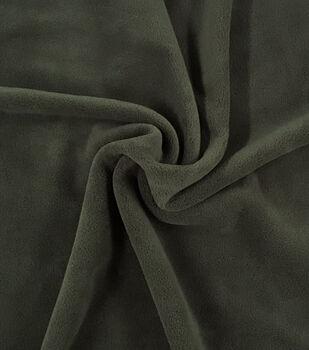 Luxe Fleece Fabric -Solids