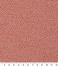 Robert Allen @ Home Upholstery Swatch 59\u0022-Flicker Coral