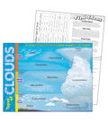 Types of Clouds Learning Chart 17\u0022x22\u0022 6pk