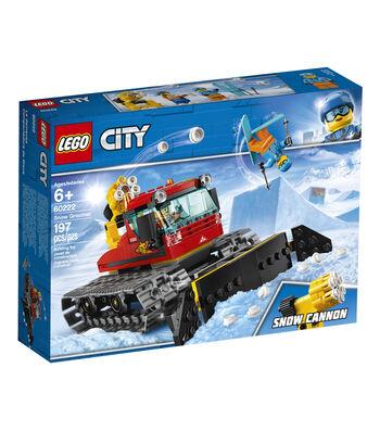 LEGO City Snow Groomer Set