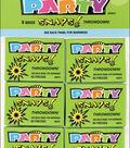 Unique Industries 6 pk Party Favors-Snaps