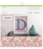 Cricut Deluxe Paper-Garden Blossom, , hi-res