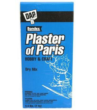 DAP Plaster Of Paris 4.4lb Box-White