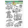 Penny Black Clear Stamps Cars
