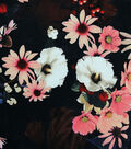 Apparel Stretch Knit Fabric-Summer Floral