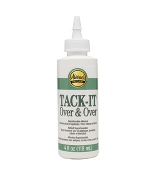 Aleene's Tack-It Over & Over Liquid Glue-4oz