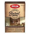 Krylon Vintage Burnt Wood Finish