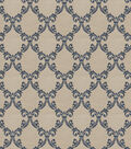 Eaton Square Lightweight Decor Fabric 54\u0022-Fraternity/Midnight