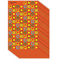 Trend Enterprises Inc. Fall Leaves superSpots Stickers, 800 Per Pack