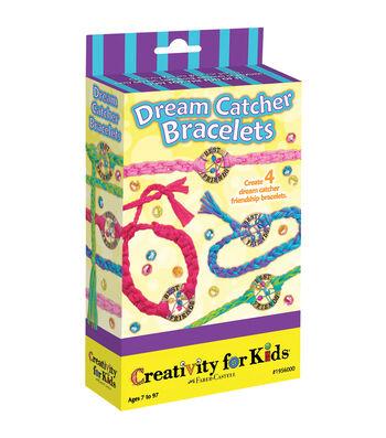 Creativity for Kids Dream Catcher Bracelet Kit