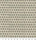 Waverly Upholstery Fabric 54\u0027\u0027-Graphite Seeing Spots
