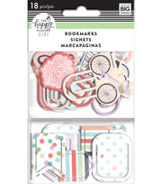 The Happy Planner Girl Daydreamer Collection Plastic Bookmarks, , hi-res