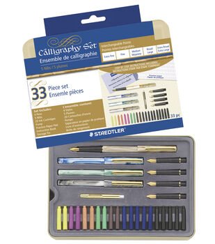 Calligraphy Pen Set 33pcs
