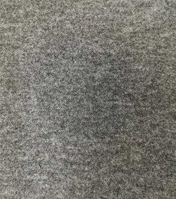 Varsity Club Stretch Wool-Look Fabric 57''-Gray