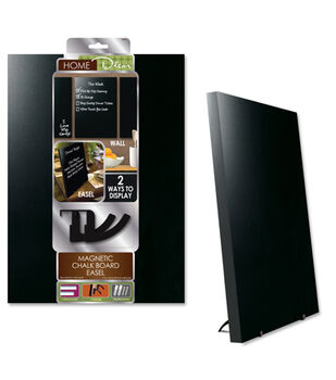 11x15 Magnetic Chalk Board with Easel