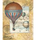 RIOLIS 11.75\u0027\u0027x15.75\u0027\u0027 Stamped Cross Stitch Kit-Around the World