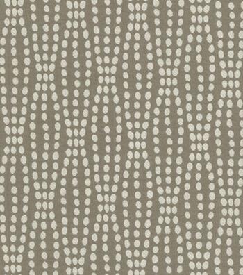 "Waverly Multi-Purpose Decor Fabric 54""-Strands Sterling"
