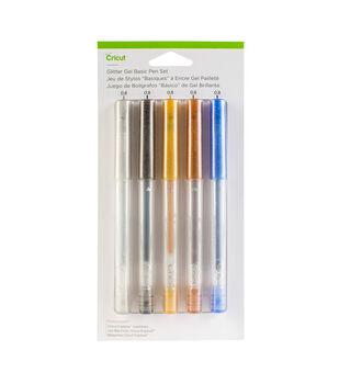 Cricut Glitter Gel Pen Set-Basic