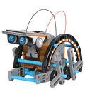 Toy Solar Vehicle Construction Set
