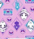Disney Princesses Fleece Fabric-It\u0027s About the Journey