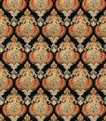 SMC Designs Multi-Purpose Decor Fabric 54\u0022-Conductor/ Black Tie