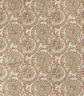 Home Decor 8\u0022x8\u0022 Fabric Swatch-SMC Designs Brownstone Chamomile