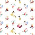 Disney Cotton Fabric-Disney Princess Sweet