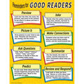 Teacher Created Resources Reminders for Good Readers Chart 6pk
