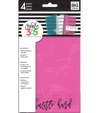 Create 365 The Happy Planner™ Mini Dashboards