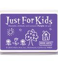 Purple -just For Kids Inkpad